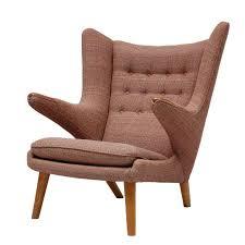 Hans Wegner Papa Bear Chair For Sale At Stdibs - Bear furniture