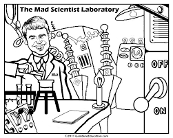 best scientist coloring pages 77 for coloring pages for adults