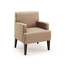 Upholstered Accent Chair Parlour Scotty Houndstooth Upholstered Accent Chair