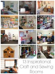 Craft Sewing Room - 13 inspirational craft and sewing rooms and sew we craft