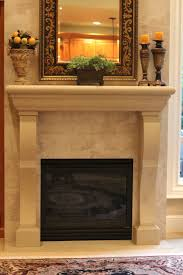 cast stone vs limestone fireplaces stone center inc
