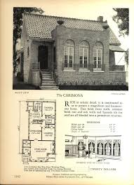 builders home plans 193 best vintage house plans images on vintage houses