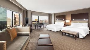 Boston Accommodation The Westin Copley Place Boston - Two bedroom suite boston