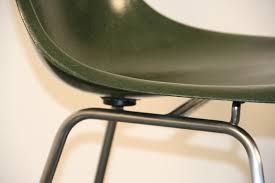 Esszimmerst Le Deutscher Hersteller Mid Century Fiberglas Dsx Stühle Von Charles U0026 Ray Eames Für