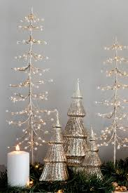 silver light up tree 25 s