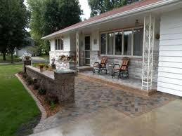 Front Yard Patio Long Lasting Landscapes