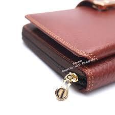 Dompet Cerry Jourdan jual dompet panjang kulit asli import cerry jourdan bri cj23 861