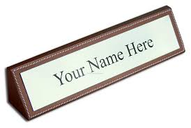 name plates for desk decorative desk decoration