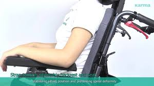 mvp 502 manual recline wheelchair youtube