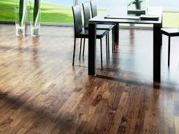 interior beige contemporary varnished hickory laminate flooring