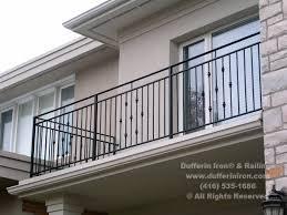 wrought iron balconies u2013 dufferin iron u0026 railings