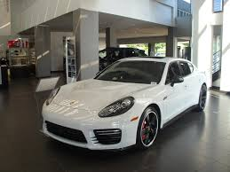 2017 new porsche cayenne turbo awd at porsche of tysons corner