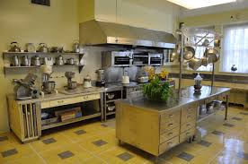 kitchen nice looking industrial kitchens design with silver