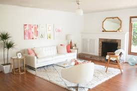 livingroom makeover johnson s modern living room makeover best friends for