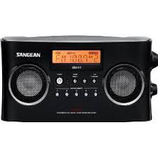 black friday stereo amazon amazon com sangean pr d5 portable radio with digital tuning and