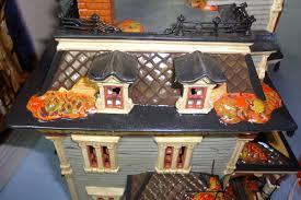 retired dept 56 halloween department 56 retired halloween grimsly manor garage gravely