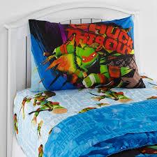 Ninja Turtle Bedroom Furniture by Nickelodeon Teenage Mutant Ninja Turtles Boy U0027s Twin Sheet Set