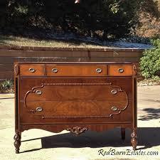 antique dresser bath vanity wood finish dresser converted for