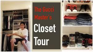 closetmaid walk in bedroom closets aesops gables 505 275 also mens my closet tour mens style how i organize my closet youtube and mens closet