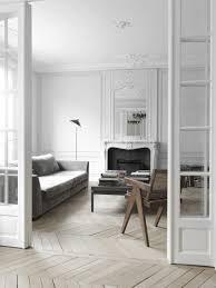 fireplaces parquet arches french doors traditional features in