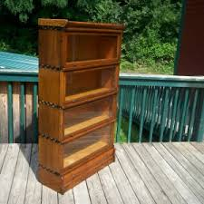 Barrister Bookcase Plans Furniture Glass Bookshelves With Barrister Bookcase