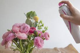 preserve flowers how to preserve flowers with hairspray amandamills