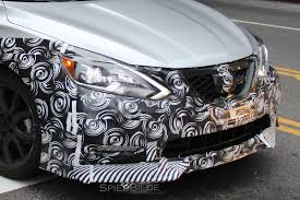 lexus dealership in downtown la nissan sentra nismo spied testing in downtown la autoguide com news