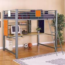 bunk beds queen loft bed with desk twin over full bunk bed with