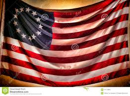 Betsy Ross Flags Antique American Betsy Ross Stars And Stripes Flag Stock Photo