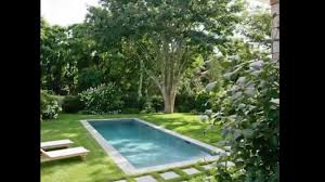Small Pool Designs For Small Yards by Small Pool Or Spa For Small Backyard Ideas Youtube