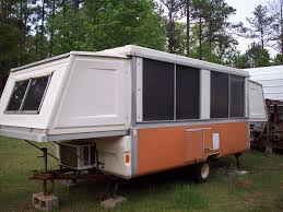 Starcraft Pop Up Camper Awning Pictures Of Vintage Pop Up Campers The Same A C Modification