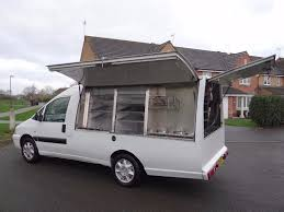 fiat scudo catering van u0026 cold food van in alvaston