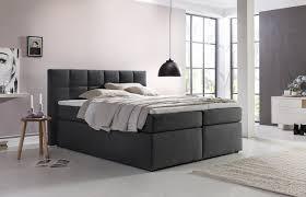 Schlafzimmer Komplett Zu Verschenken M Chen Möbelfreude Boxspringbett Bea Gesteppt 7 Zonen Taschenfederkern
