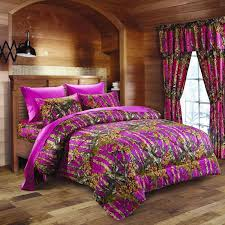 Comforter Bed In A Bag Sets Pink Camo Bed In A Bag Set The Swamp Company