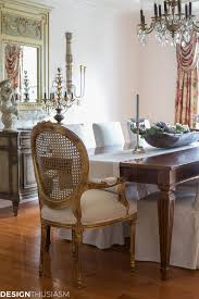Making A Dining Room Table by Dining Room Accessories 3 Updates That Make A Huge Difference