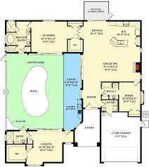 florida house plans with pool 80 best house plans images on architecture homes and