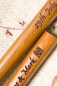 engraved chopsticks engraved chopsticks brown wood