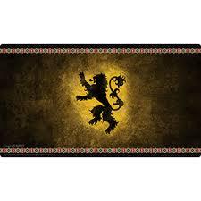 house lannister house lannister playmat fantasy flight games