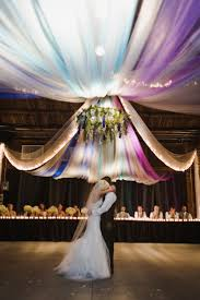 158 best diy tulle wedding decorations images on pinterest tulle