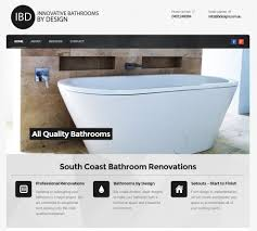 bathrooms by design south coast bathrooms innovative bathrooms by design