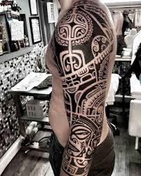 tribal torso tattoos tattoos sleeve aztec tribal tattoos pinterest aztec tribal