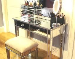 Bedroom Vanity Sets With Lighted Mirror Makeup Vanity Set With Lighted Mirror Vanity Bedroom