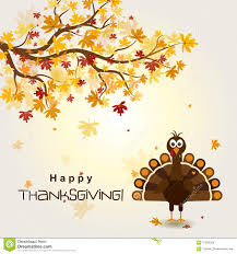 thanksgiving postcard template template greeting card with a happy thanksgiving turkey vector