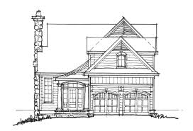 Economy House Plans by 40 Wide House Plans