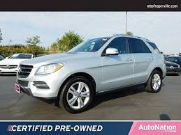 pre owned mercedes suv used mercedes suvs for sale with photos carfax