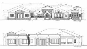 Floor Plans And Elevations Of Houses Arizona Custom Home Design Scottsdale Gilbert Phoenix Queen