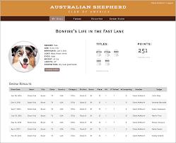 circle c australian shepherds amy hamm design portfolio