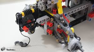 lego technic pieces technicbricks tbs techreview 37 u2013 42029 costumized pick up truck