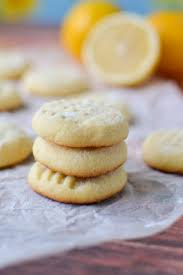 lemon butter cookies dairy free option simply whisked