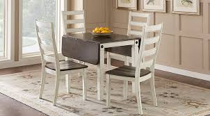 white dining room set affordable white dining room sets rooms to go furniture